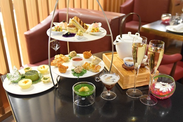 Chai Wu launches contemporary Chinese Afternoon Tea experience at Harrods