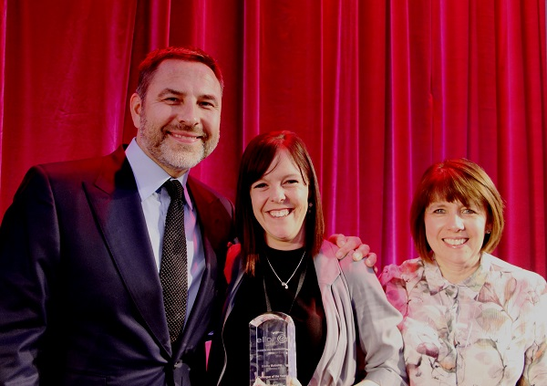 Elior and David Walliams recognise catering talent at annual awards 2