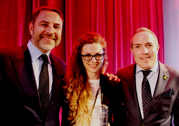 Elior and David Walliams recognise catering talent at annual awards