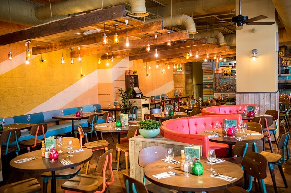 Las iguanas brings latin american charm and cheer to for Perfect kitchen harrogate menu