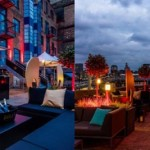 Now open: Terrazza on the Thames at Columbia, Docklands