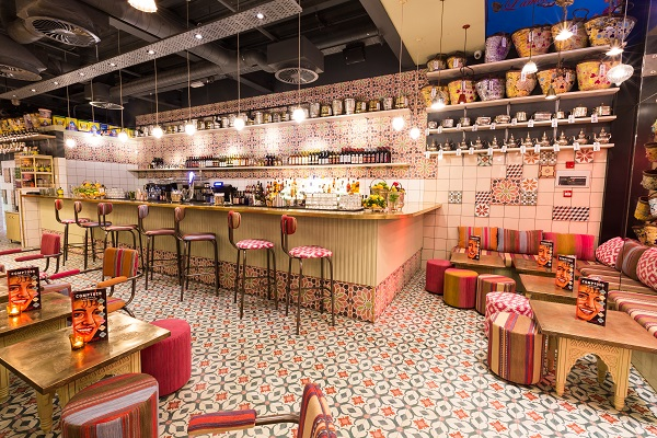 Comptoir Libanais Coming To Exeter Hospitality