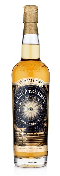 Scotch whiskymaker launches Limited Edition Scotch Whisky 'Enlightenment' 3