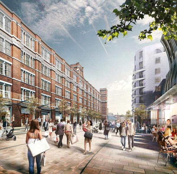 Singapore's Ascott to acquire serviced apartment scheme in London's Islington Square 2