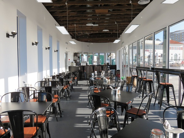 Centerplate adds meal appeal to Hastings Pier's attractions 2