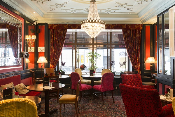 Lucinda Rogers to Exhibit at L'Escargot - Restaurant Drawings Historic and Contemporary