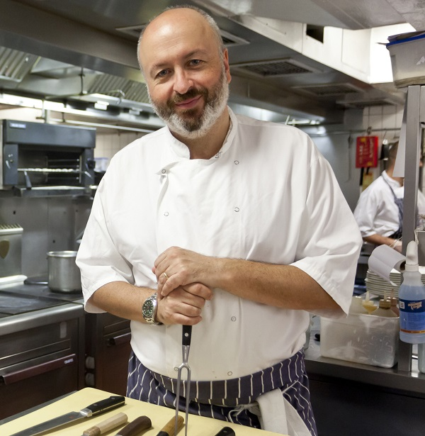 One of the UK's top chefs is named chef-patron at The Dog & Badger