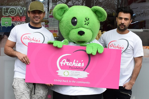 Popular North West burger and shakes restaurant introduces charity initiative in the form of the Archie's Foundation 3