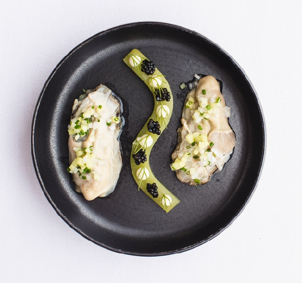 Royal Bay Oyster- Cucumber and Fennel