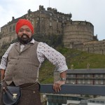 Scottish chef of the year, Tony Singh, calls upon ambitious chefs