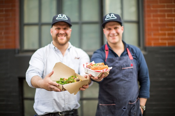 Street Food Heroes Belpassi Bros to Open Permanent Site in South London 2