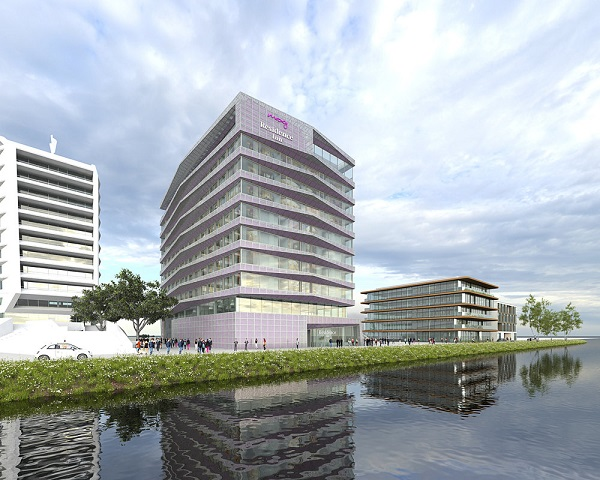 Cycas Hospitality and Heren2 bring extended stay hotel concept to Houthavens, Amsterdam in a first for the Netherlands