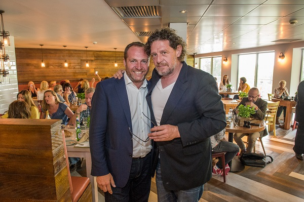 Marco Pierre White launches new Italian brand 1