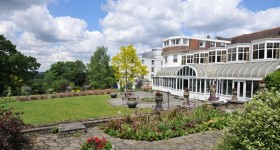 New look and website for Bromley Court Hotel