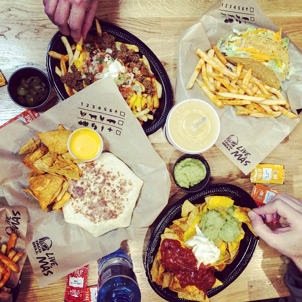 Kfc Open Kitchen: Taco Bell UK To Open Tenth Restaurant