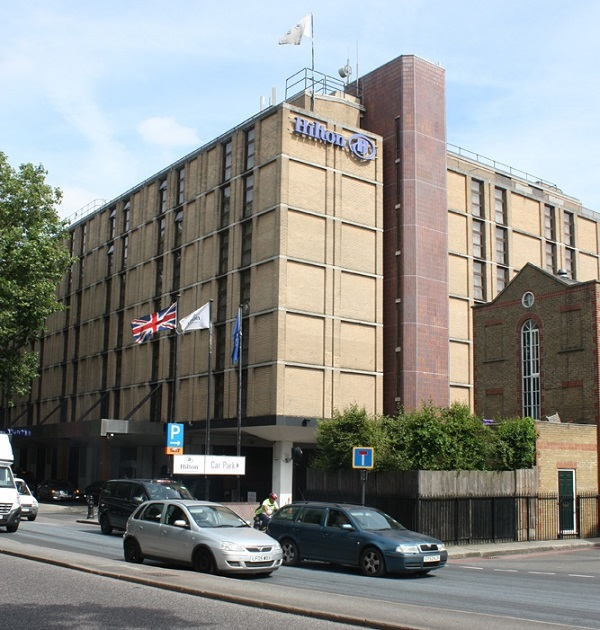 Hilton London Kensington Hotel S New Laundry Equipped By Girbau Uk