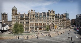 ISG checks in with £13 million Corn Exchange project