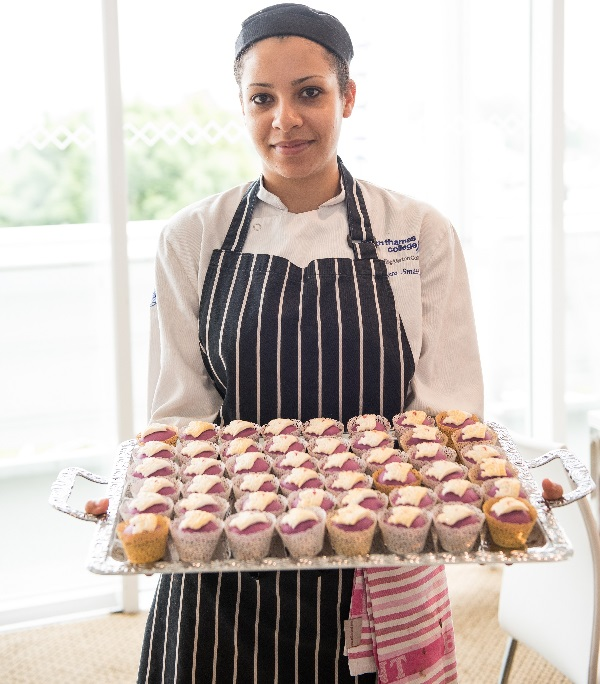 Jockey Club Catering made new patrons of South Thames College Hospitality and Catering Academy 1