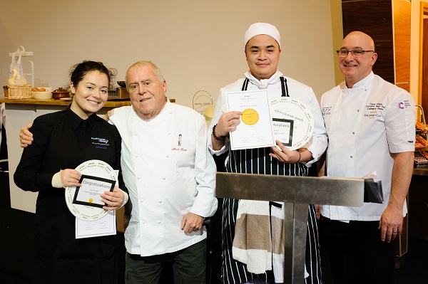 Jockey Club Catering made new patrons of South Thames College Hospitality and Catering Academy 3