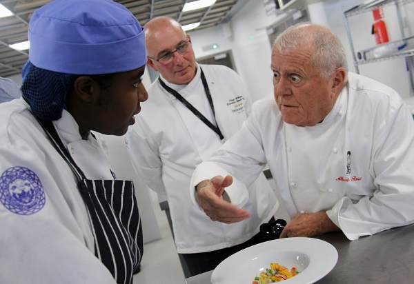 Jockey Club Catering made new patrons of South Thames College Hospitality and Catering Academy 4