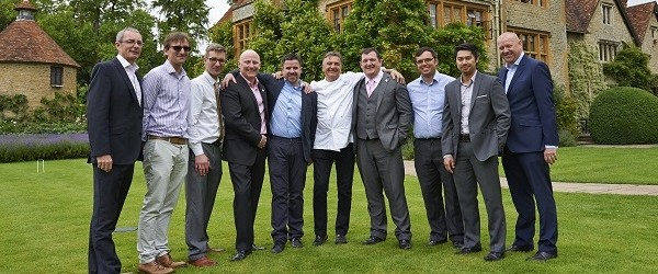 Sodexo chefs applauded by Raymond Blanc OBE