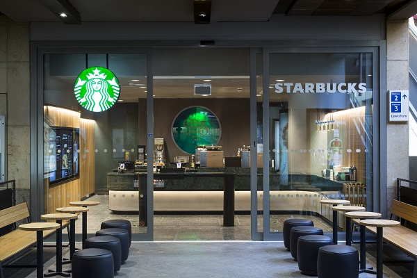 Starbucks Presents A New Store Experience In London