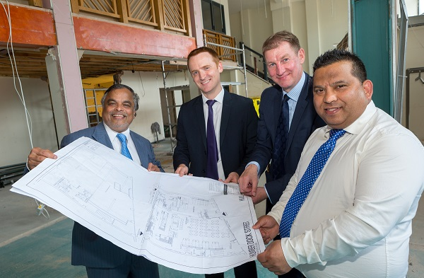 Tapasya confirm £1 million restaurant within Wykeland's fruit market development in Hull 2