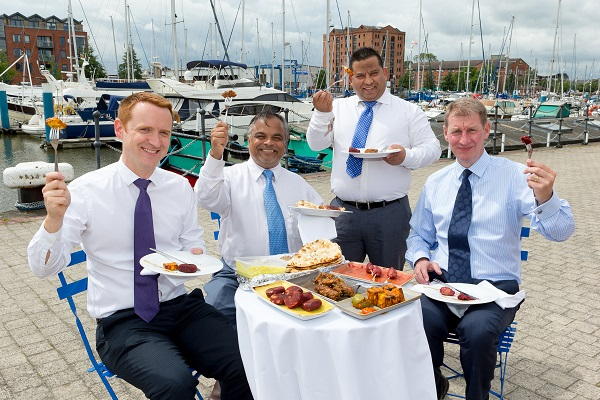Tapasya confirm £1 million restaurant within Wykeland's fruit market development in Hull 3