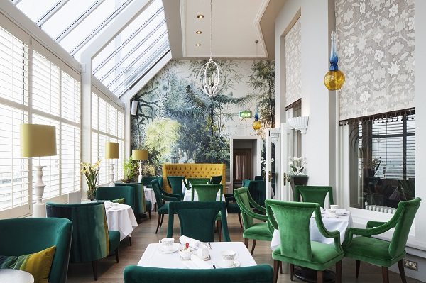 The grand brighton unveils victoria terrace lounge and for The terrace lounge menu