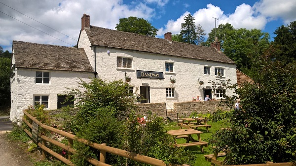 Wadworth pub The Daneway Inn reopens following £300,000 investment