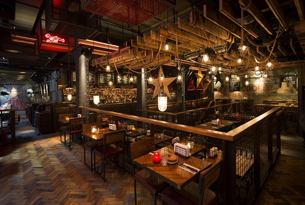 Big Easy Covent Garden launches Weekend Boozy Brunch 2