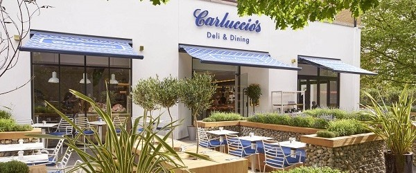 Frank Bandura steps down as CFO of Carluccio's, Jonathan Blanchard appointed