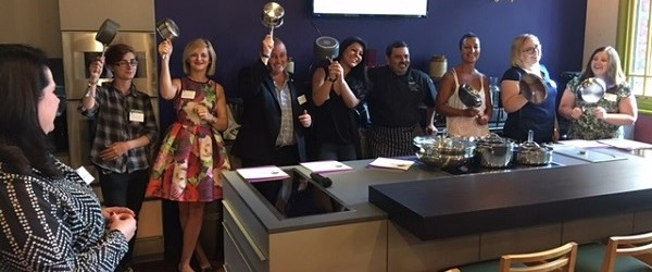 Celebrated Chef, Cyrus Todiwala OBE DL, Hosts Apprentice Graduation