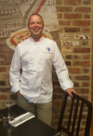 EXECUTIVE CHEF TO JOIN MALHOTRA GROUP PLC 1