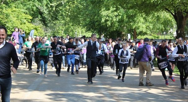 National Waiters Day Race Returns