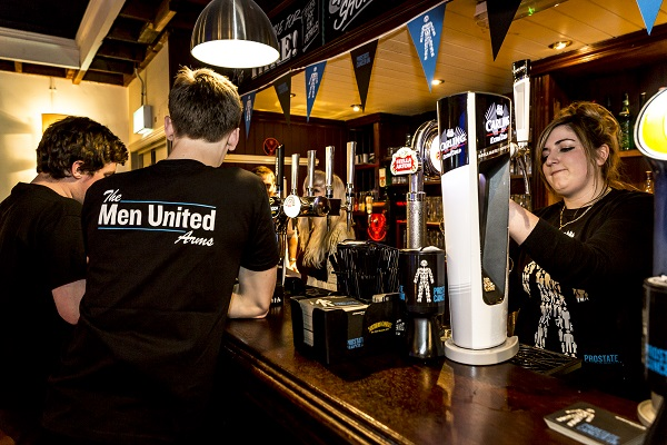 Prostate Cancer UK searches for their winning 'favourite local' 3