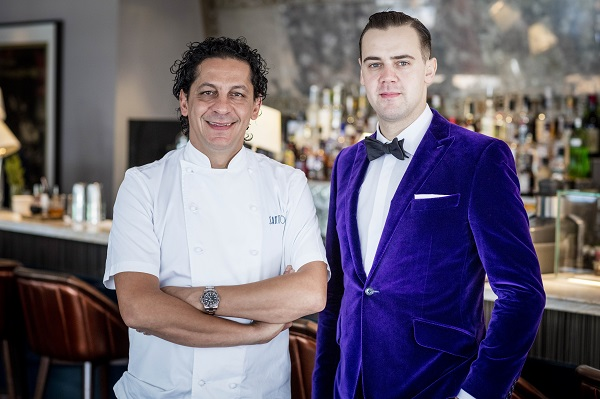 Sartoria's Libare Bar to host residency with Master of Mixology, Simone Caporale