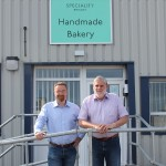 Speciality Breads' Peter Millen Passes over the MD Baton