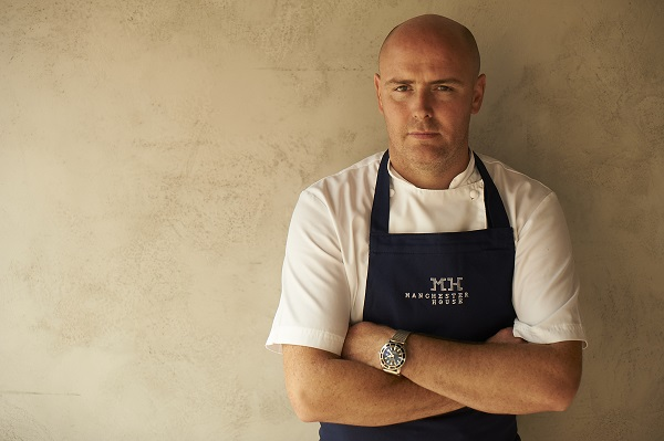 Aiden Byrne of Manchester House to star in BBC One series, Yes Chef 1