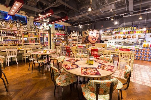 Comptoir libanais announces six new openings over the next - Comptoir restaurant london ...