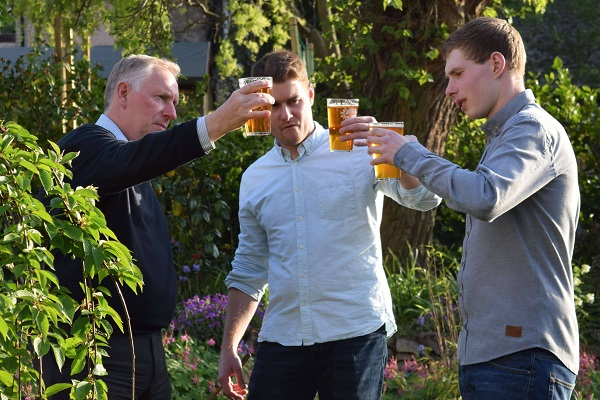 Don't just Taste - Talk! New Cask Report launched 3