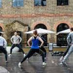 German Gymnasium hosts retro boot camp brunch in collaboration with MW5 Fitness