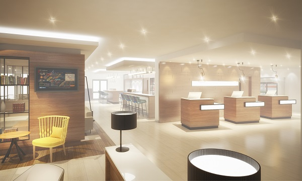 Glasgow Airport Hotel takes off with a new look and brand 2