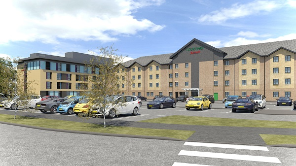 Glasgow Airport Hotel takes off with a new look and brand