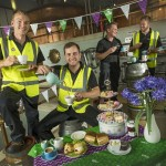 Greene King celebrates Macmillan's World's Biggest Coffee Morning