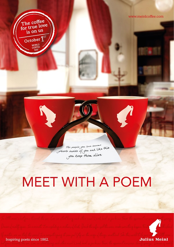 Julius Meinl launches Global Social Experiment Meet with a Poem