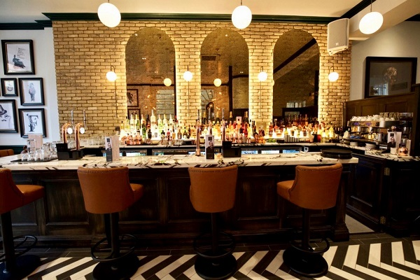 Liverpool's new all-day dining and drinking destination castle st townhouse opens its doors 2