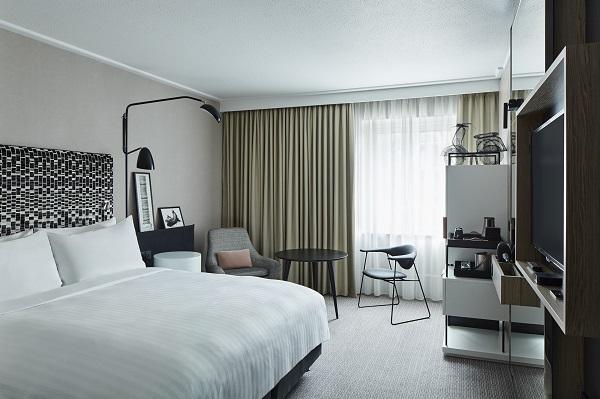 London marriott hotel maida vale woos the modern traveller for New design hotels 2016