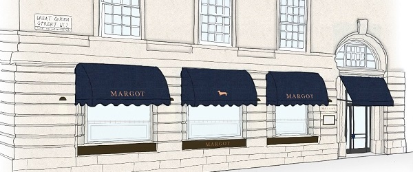 Margot restaurant to open on 10th October