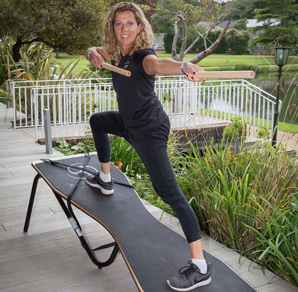 Olympic Gold medalist Sally Gunnell launches new-look Health Club & Spa at Hand Picked Hotels St Pierre Park Hotel, Spa & Golf Resort, Guernsey.